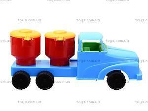 Машина-мини «Молоковоз», 282, купить