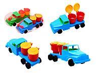 Машина-мини «Молоковоз», 282