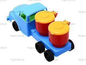 Машина-мини «Молоковоз», 282, цена