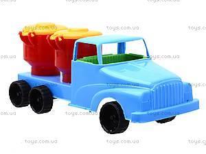 Машина-мини «Молоковоз», 282, игрушки