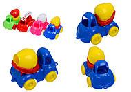 Детская машинка «Мини микс»
