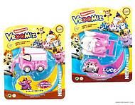 Розовая инерционная машинка «Врумиз», H1305B, купить