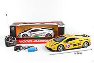 """Машина на аккумуляторе """"Model Racing"""", 2 цвета, DH-8037A"""