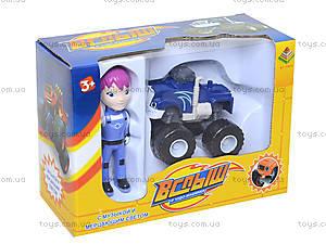 Игровой набор Blaze «Машина и фигурка», DT035X, игрушки