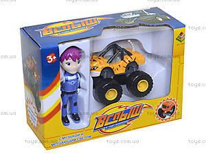 Игровой набор Blaze «Машина и фигурка», DT035X, магазин игрушек