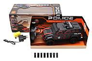 Машина на радиоуправлении «Бронетраспортер-полиция», 666-710А, фото