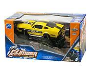 Машина на радиоуправлении «Climber: Mustang» желтая, YD898-MT1958, отзывы