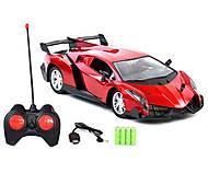 Машина на радиоуправлении детская «Lamborghini» красная, 34-5С, отзывы