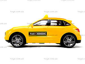 Машина на радиоуправлении для детей «Такси», TK168-1, купить