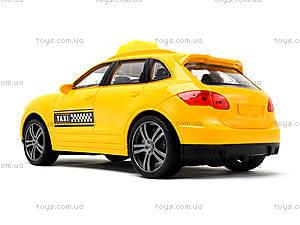 Машина на радиоуправлении для детей «Такси», TK168-1, фото