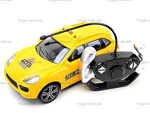 Машина на радиоуправлении для детей «Такси», TK168-1, отзывы
