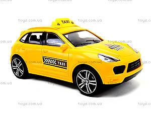 Машина на радиоуправлении для детей «Такси», TK168-1, цена