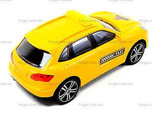 Машина на радиоуправлении для детей «Такси», TK168-1, магазин игрушек
