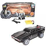 Машина на радиоуправлении для мальчиков «Форсаж: Dodge Charger», 3312A, отзывы