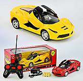 Машина на радиоуправлении «Ferrari», 3688-К54А, фото