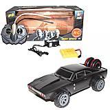 Машина на радиоуправлении «Форсаж: Dodge Charger», 3312A, отзывы