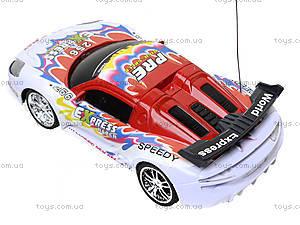 Машина на радиоуправлении «Гоночная трасса», 168-14, игрушки