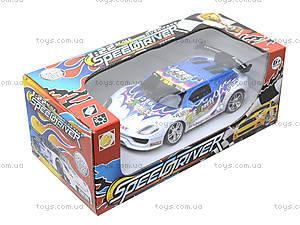 Машина на радиоуправлении «Гоночная трасса», 168-14, магазин игрушек