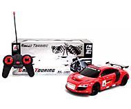 Машина на радиоуправлении «Great Touring» красная, 2988А, отзывы