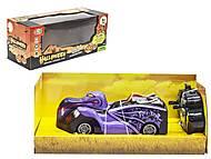 """Машина на радиоуправлении """"Halloween"""" фиолетовый, ESD899-311-313-315"""