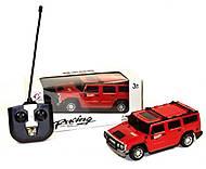 Машина на радиоуправлении «Hummer» красная, WF-1811, отзывы