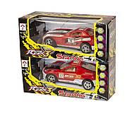 Машина на радиоуправлении красная «Racing Car 3», 767-F6F7, фото