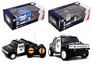 Машина на радиоуправлении Police для детей, 7M-336