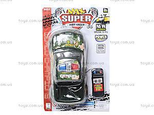 Машина на радиоуправлении «Полиция» для детей, 5510, купить