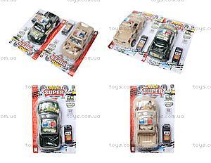 Машина на радиоуправлении «Полиция» для детей, 5510