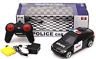 Машина на радиоуправлении «Полиция» со светящимися фарами, 2082-3