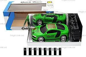 Машина на радиоуправлении «Racing», 333-6