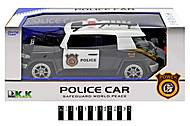 Машина на радиоуправлении «Toyota FJ Cruiser» Полиция, 3699-Q10, фото