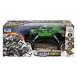 Машина на радиоуправлении «Военная» зеленая, 1763989_666-2, купить