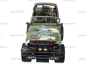 Машина на радиоуправлении «Военный джип», 3008, Украина