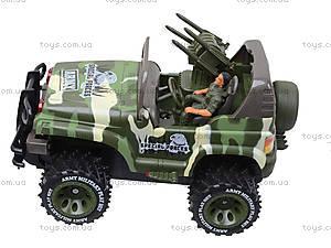 Машина на радиоуправлении «Военный джип», 3008, доставка