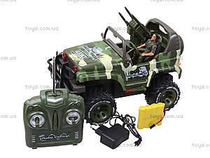 Машина на радиоуправлении «Военный джип», 3008, игрушка