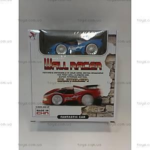 Машина на радиоуправлении Wall Racer Climber, ездит по стенам, 114455-LB, фото