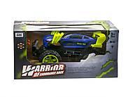 Машина на радиоуправлении «Warrior» (синяя, 336-74K, отзывы