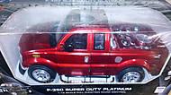 Машина на р/у Ford F-350 (красный), 866-1207, купить