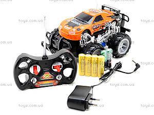 Машина на управлении для детей «Джип», 168-16B, детские игрушки