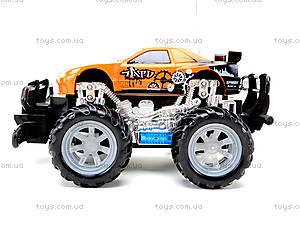 Машина на управлении для детей «Джип», 168-16B, toys