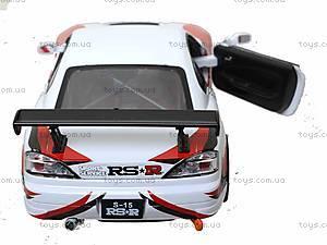 Машина Nissan S-15 RS-К, 22485S-W, игрушки