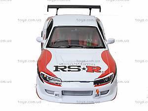 Машина Nissan S-15 RS-К, 22485S-W, детские игрушки