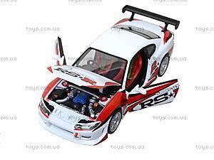 Машина Nissan S-15 RS-К, 22485S-W, магазин игрушек
