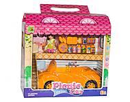 Машина оранжевая с куклой, 2014-2