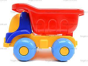 Песочный набор с машиной «Пчелка №4», 1852, toys.com.ua