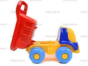 Машина «Пчелка» с конструктором Беби-блок, 1982, детские игрушки
