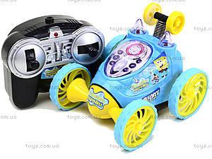 Машина-перевертыш «Губка Боб», HQ239-SB, магазин игрушек