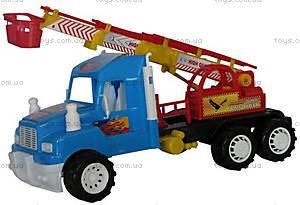 Большая пожарная машина «Хеви Дьюти», 15-004
