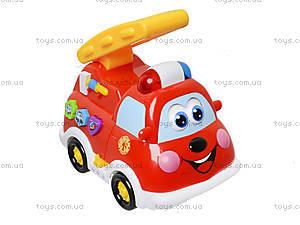 Машина «Пожарная команда», 9163, фото